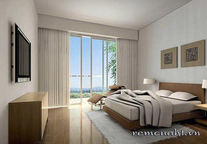 Rèm vải phòng ngủ 3