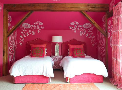 Ảnh: 10 cách trang trí rèm phòng ngủ