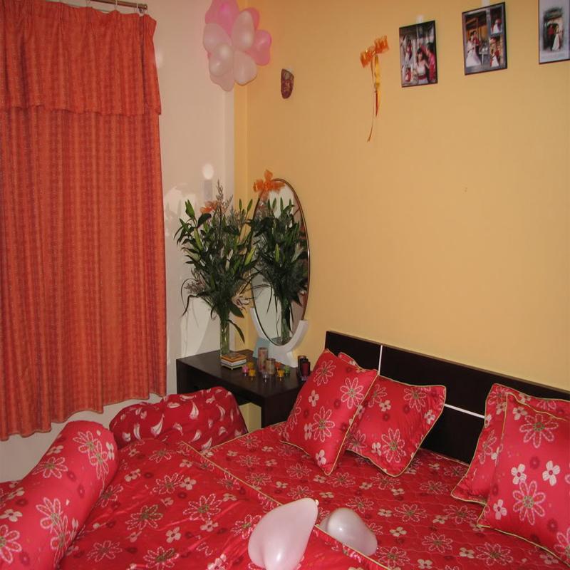 10 cách trang trí rèm phòng ngủ