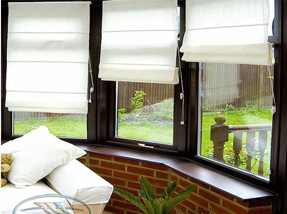 Rèm cửa sổ mùa hè