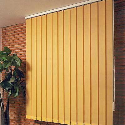 Rèm cửa lá dọc với cách dùng