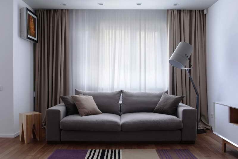 Chọn rèm cửa cho căn hộ chung cư cao cấp