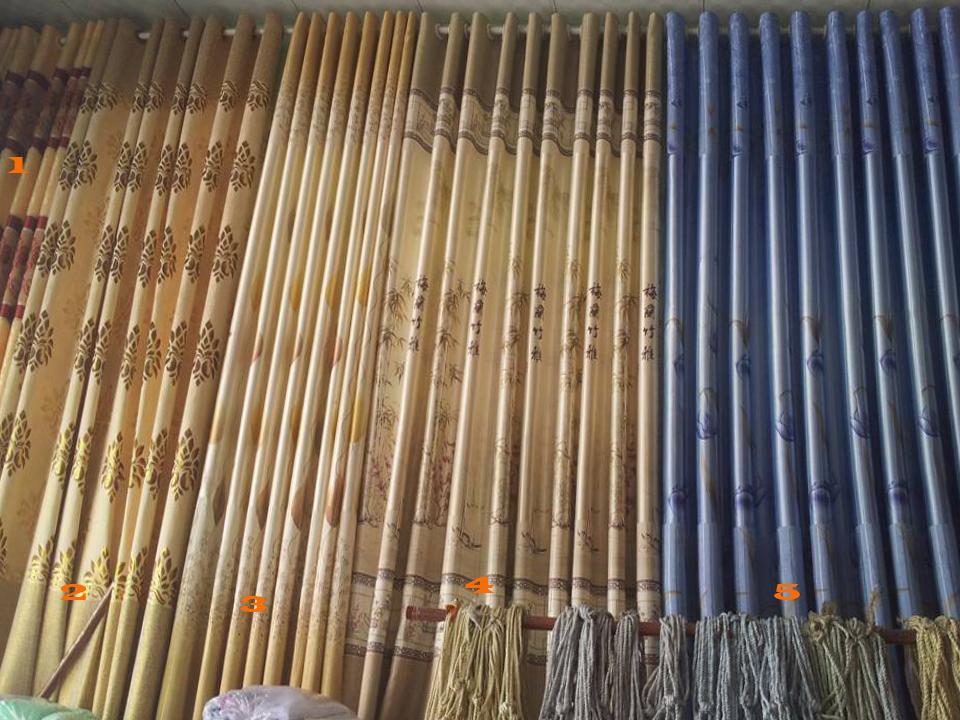 Rèm vải phổ thông 2