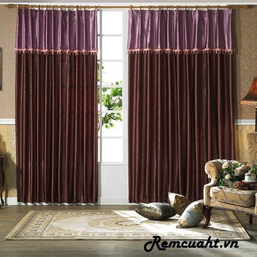 Rèm cửa từ vải Hàn Quốc